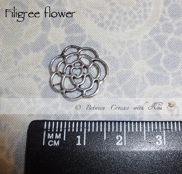Filigree flower