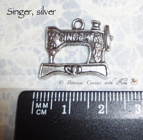 Singer  silver